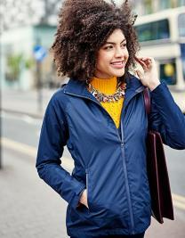 Womens Ashford II Hybrid Breathable Jacket