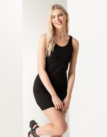 Ladies Stretch Vest Dress