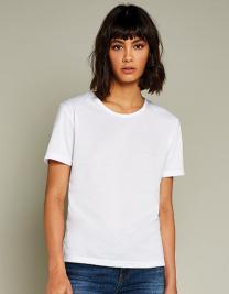 Womens Subli Plus® Round Neck T-Shirt
