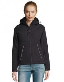 Rock Women Padded Softshell